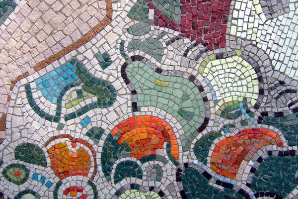Mosaik Berlin mosaik am haus café moskau berlin wandwerk